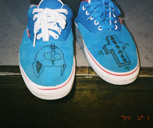 ofwgkta, cross, and shoes image