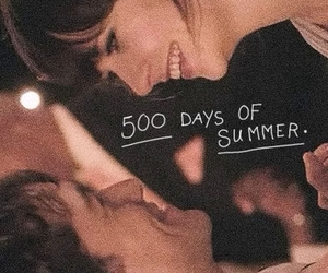 500 Days of Summer, beauty, and couple image
