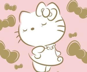 hello kitty, wallpaper, and sanrio image