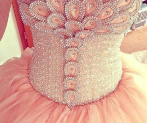 dress, Prom, and cute image