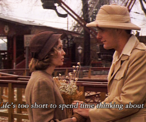 Mia Farrow, woody allen, and the purple rose of cairo image