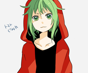 anime, vocaloid, and gumo image