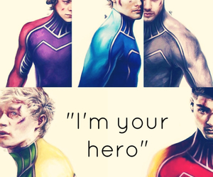 one direction, hero, and Harry Styles image