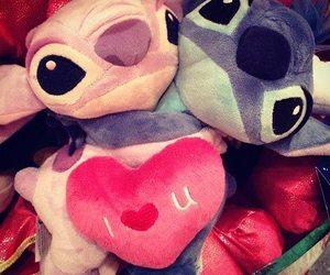 love and stitch image