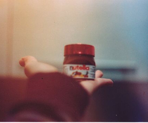 nutella and photo image