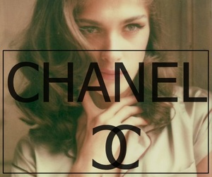 chanel, grunge, and model image
