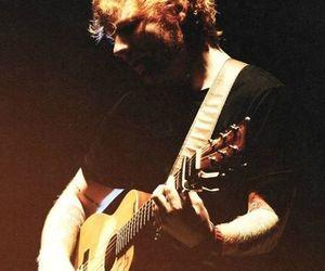 ed sheeran guitar genius image