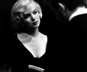 50s, Marilyn Monroe, and vintage image