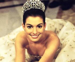 princess, Anne Hathaway, and movie image