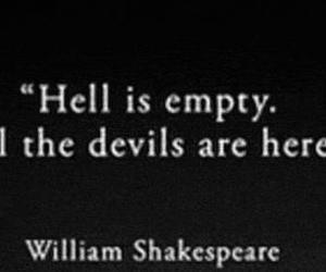 hell and quote image