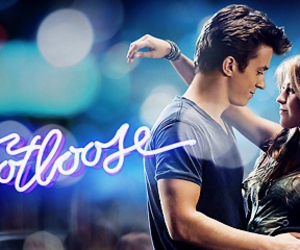 film, footloose, and music image