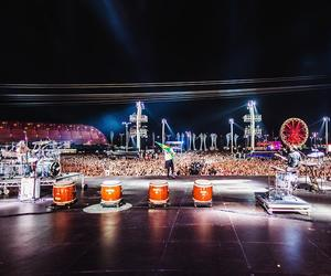 30 seconds to mars and rock in rio image