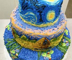 cake and art image
