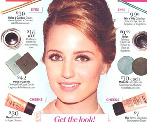 look for less makeup image