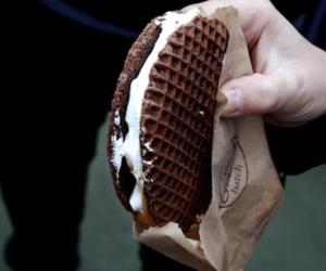 chocolate, fashion, and food image