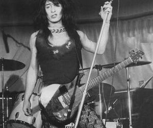guitar and johnny thunders image