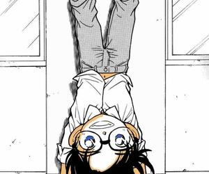 detective conan, anime, and boy image