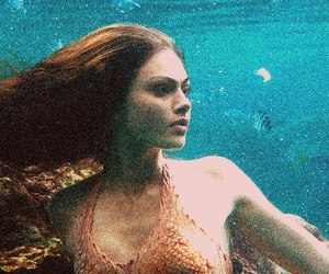 phoebe tonkin, mermaid, and h2o just add water image