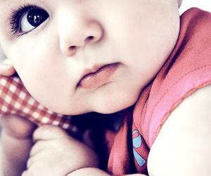 baby, eyes, and sweet image
