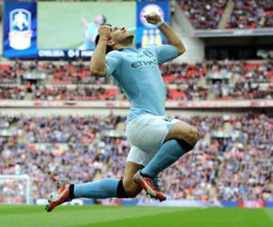 blues, football, and manchester city image