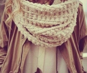 fashion, scarf, and clothes image