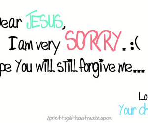 dear, please, and jesus image