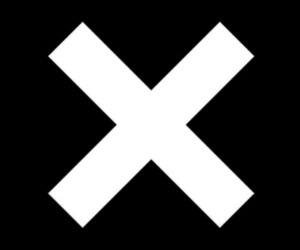 black and white, overlay, and the xx image