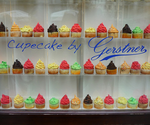 cupcake, colorful, and colors image