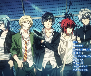 anime and code breaker image