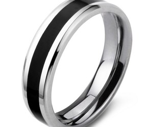 promise rings for men, christmas gifts for men, and wedding bands for men image
