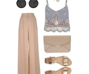 boho and outfit image