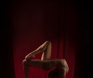 circus and contortionism image