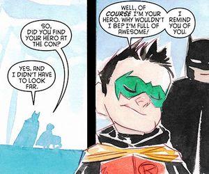 batman, bruce wayne, and justice league image