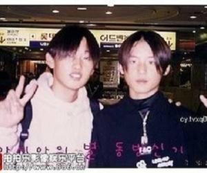 eunhyuk and junsu image