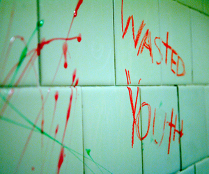 wasted, wasted youth, and youth image