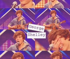 union j, george shelley, and george image