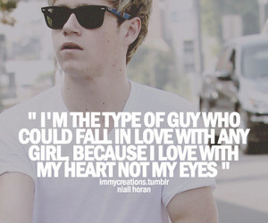 niall horan, one direction, and quote image