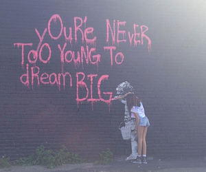 Dream and young image