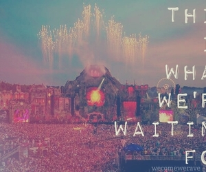 belgium, In my mind, and Tomorrowland image