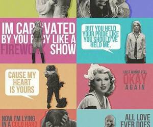 Taylor Swift and songs image