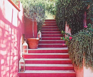 patio and stairs image