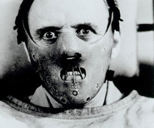 movie, anthony hopkins, and the silence of the lambs image