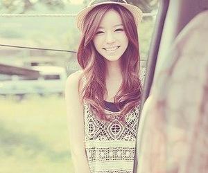 korean and pretty image