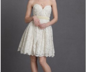 fashion wedding dress, lace wedding dress, and a-line wedding dress image