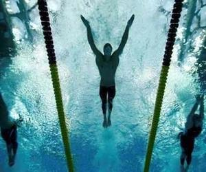 passion, natacion, and swim image