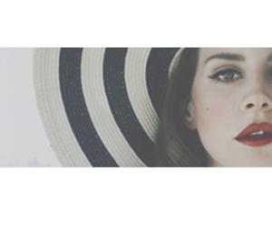 icon and lana del rey image