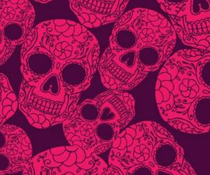 black, skulls, and weheartit image