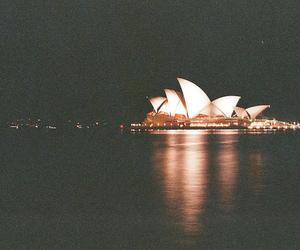 australia, light, and Sydney image