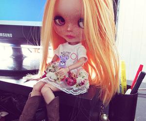 blythe, doll, and Bruna image