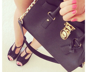 accessories, pretty, and bag image